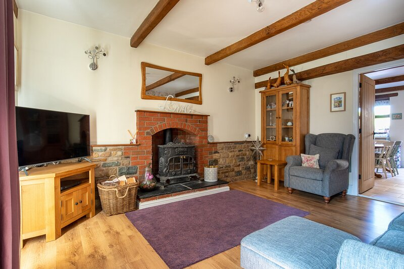 The Old Police House, holiday rental in Leck