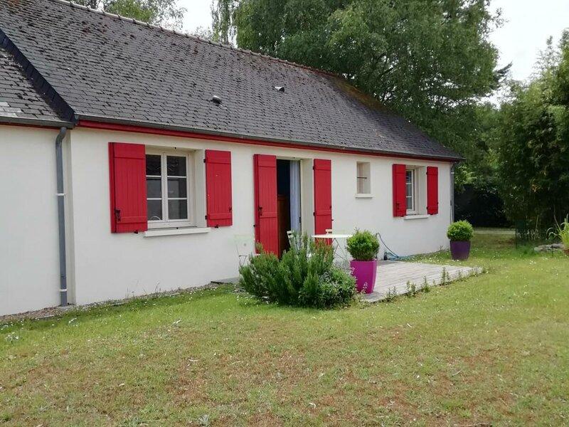 Le bas des Varennes, location de vacances à Mont-pres-Chambord