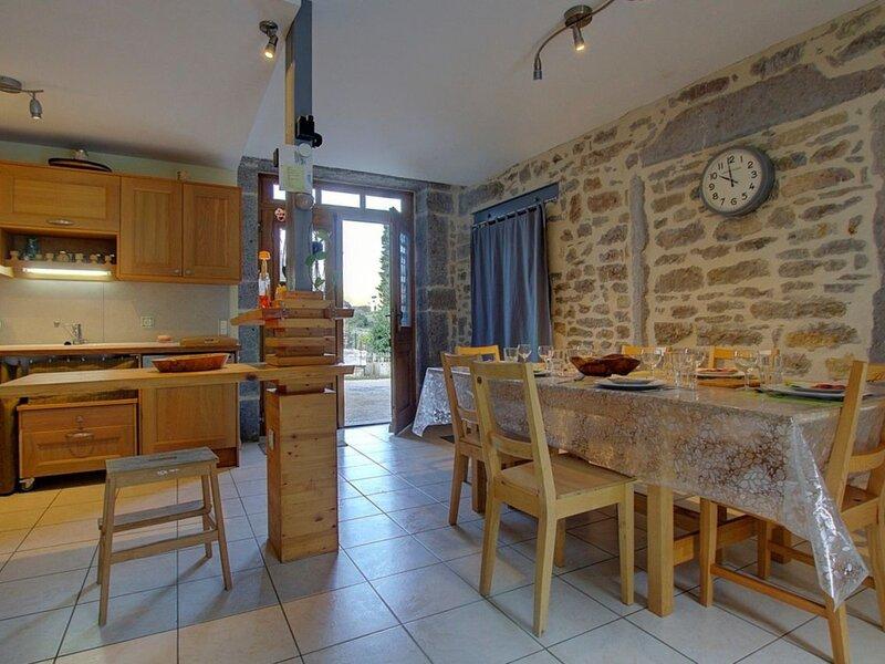 Des Bouchardes, vacation rental in Marchamp