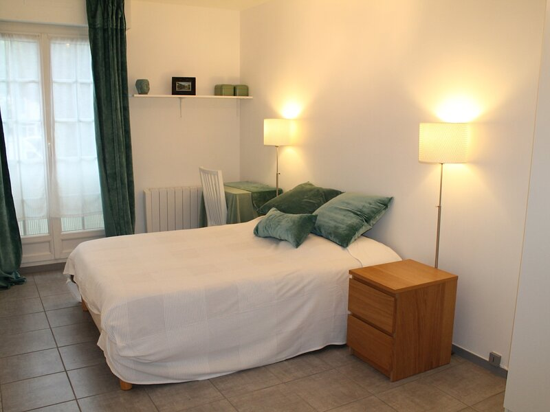 Appartement T2 à 150m des Thermes du Saint Roch à LA ROCHE POSAY, location de vacances à La Roche-Posay