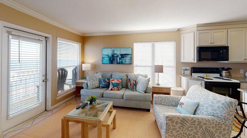 Seascape 1308, holiday rental in Bayou Vista