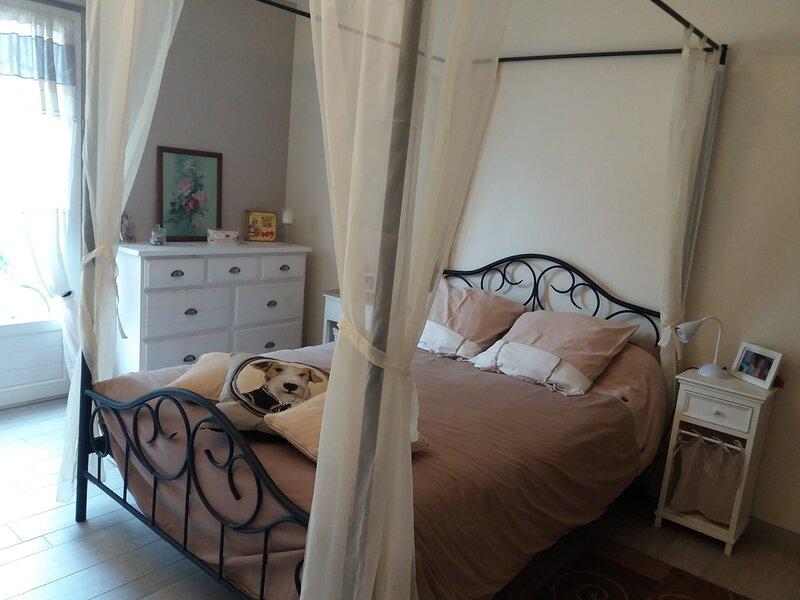 Les Mouettes Gite by Angers-Loire-Charme:nature,bien être,calme,détente,famille, holiday rental in Baune