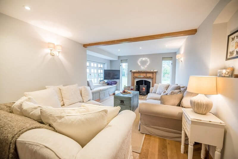 46 Ivy Cottage (Air Manage Suffolk), holiday rental in Easton