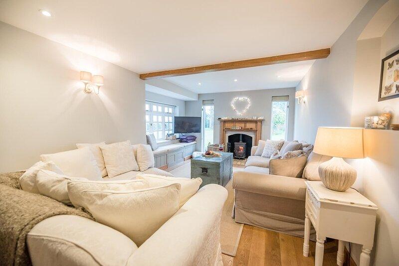 46 Ivy Cottage (Air Manage Suffolk), holiday rental in Brandeston