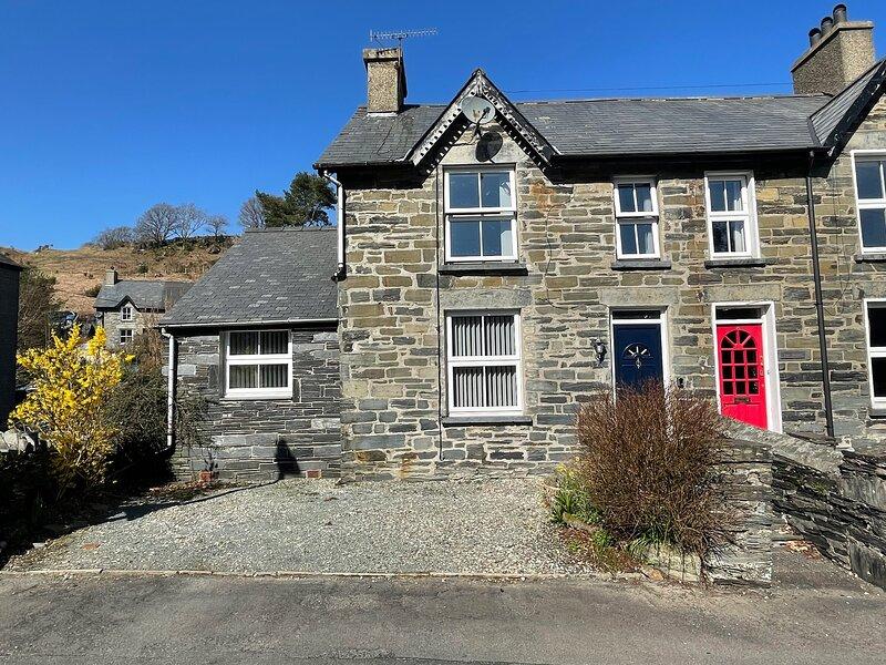 7 Castle Terrace, Dolwyddelan, holiday rental in Capel Curig