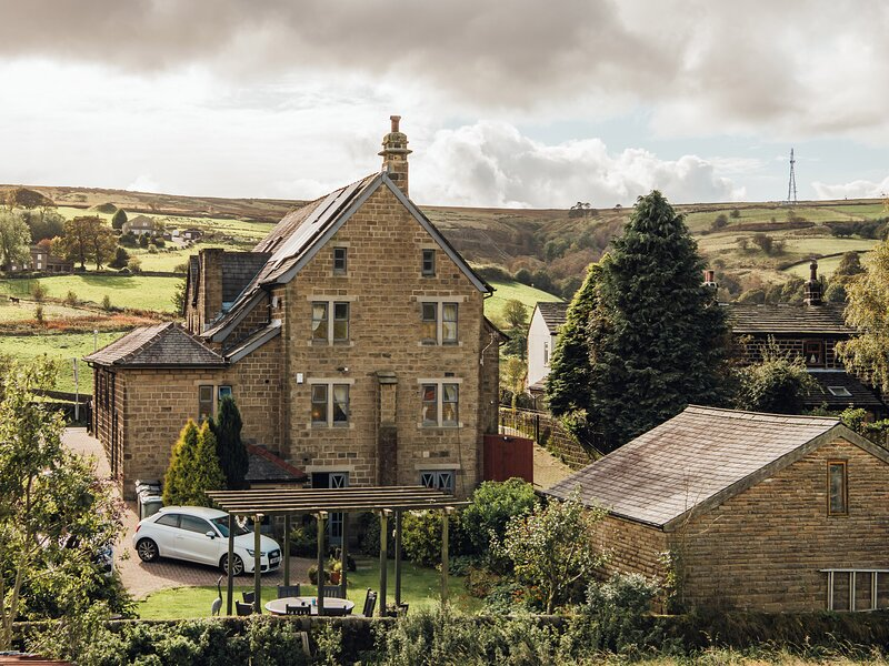 The Vestry, Oxenhope, holiday rental in Ogden