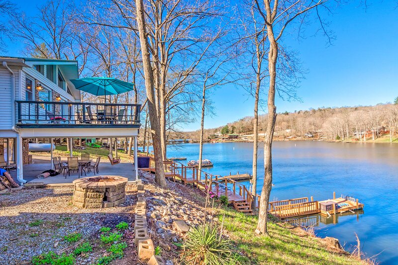 NEW! 'Back to Nature': Cozy Cottage on Lake Malone, location de vacances à Russellville