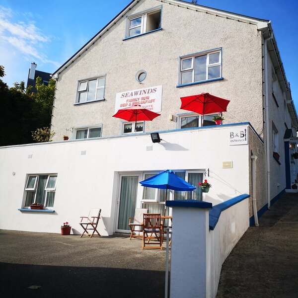 Seawinds Bed and Breakfast Double Room 1, location de vacances à Kilcar