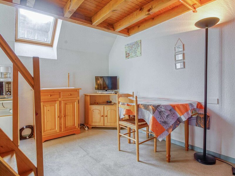 Duplex 4/6 personnes, residence Helios, holiday rental in Sers