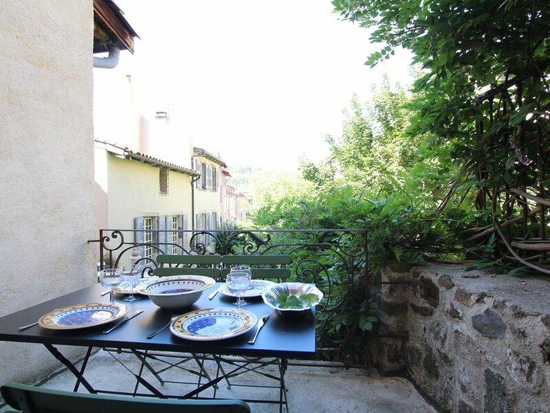Logis de Boryol, holiday rental in Polignac