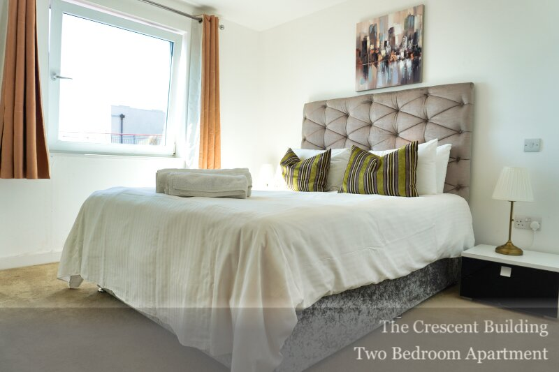 Gunwharf Quays Apartments Two-Bedroom 2, holiday rental in Lee-on-the-Solent