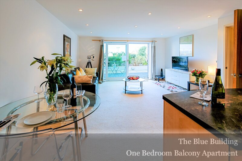 Gunwharf Quays Apartments One Bedroom 1, holiday rental in Lee-on-the-Solent