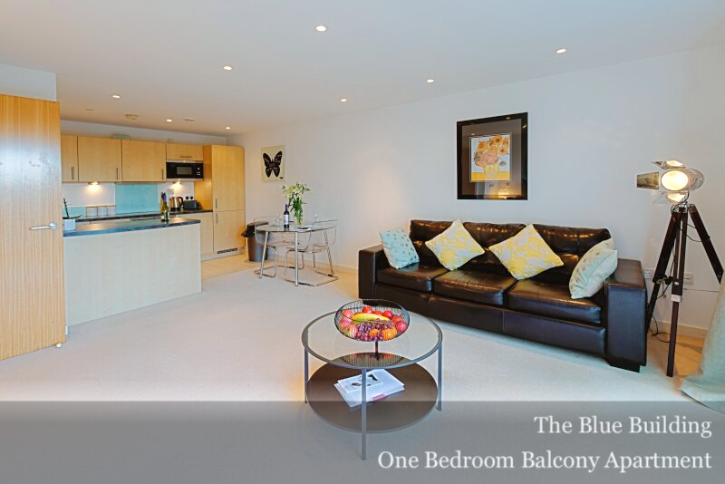 Gunwharf Quays Apartments One Bedroom 2, alquiler vacacional en Portsmouth