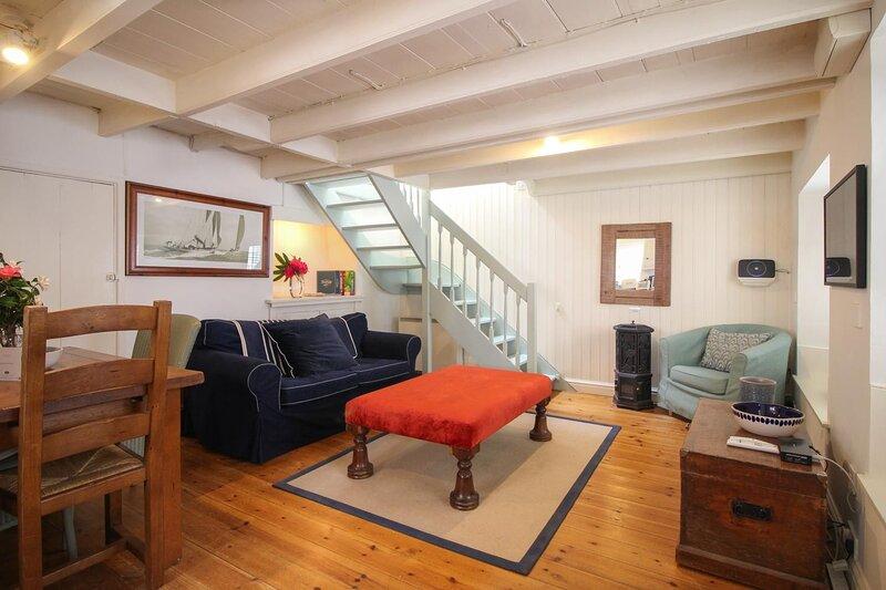 Cobblers Cottage, aluguéis de temporada em St Mawes