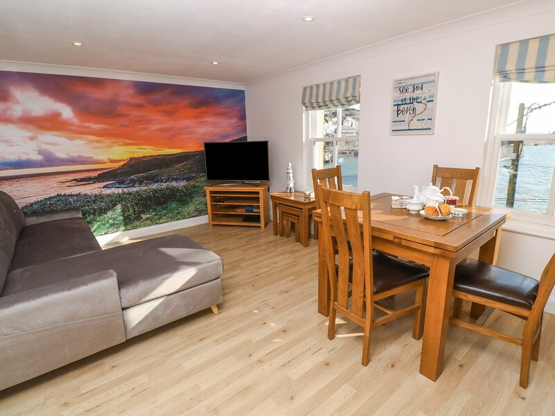 The Saltings, Mevagissey, vacation rental in Mevagissey