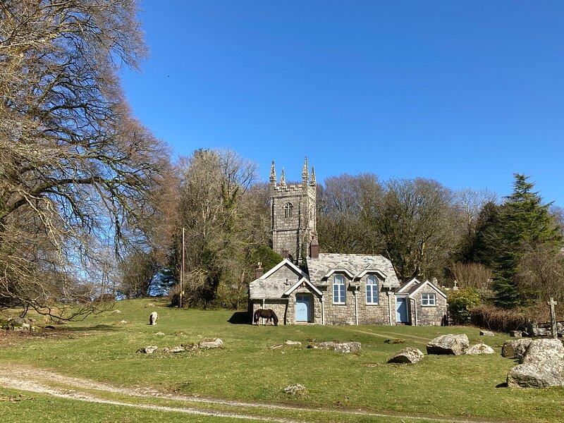 The Old National School, Dartmoor National Park, location de vacances à Peter Tavy