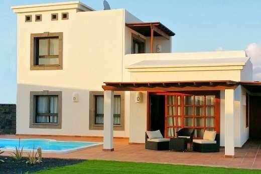 Great three bedroom villas in Playa Blanca, holiday rental in Playa Blanca