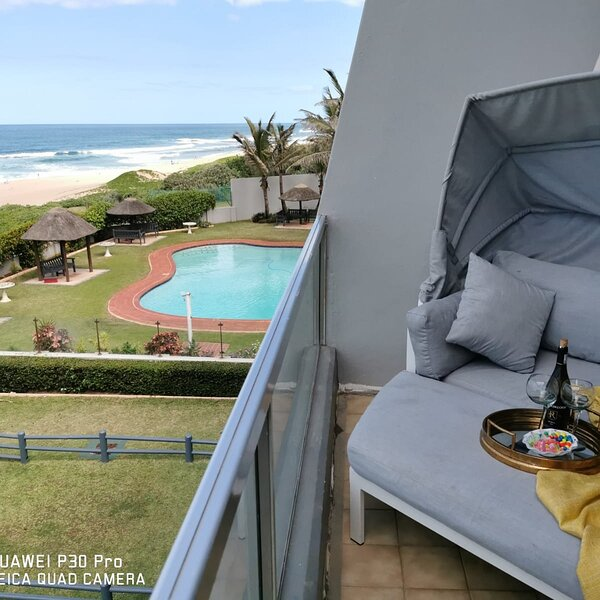 Undisturbed Ocean Views, vacation rental in Isipingo