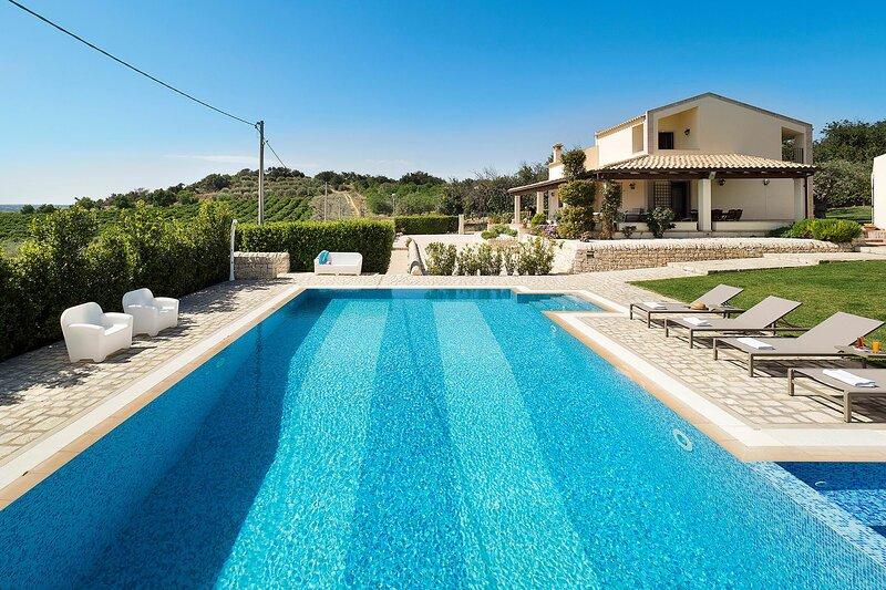 Villa Nora, alquiler vacacional en Rosolini