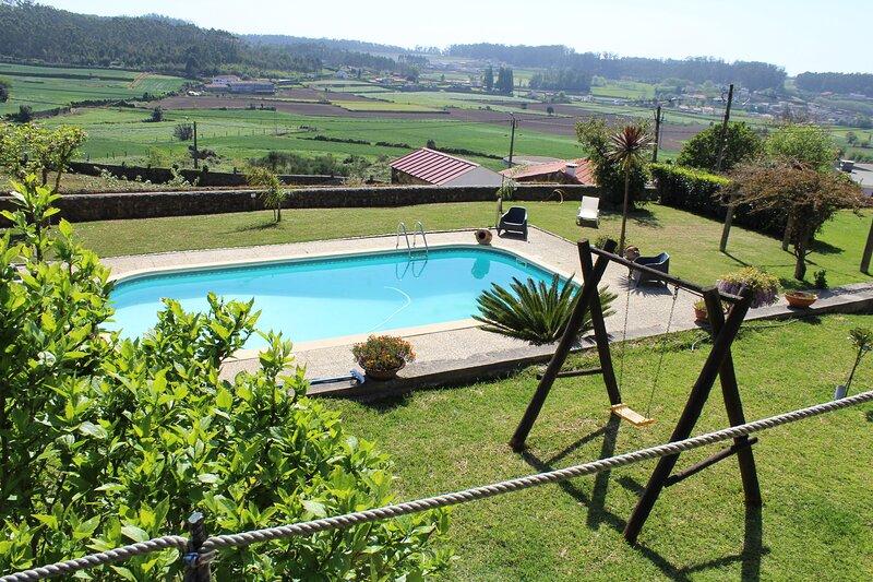 Casa da Cerca, holiday rental in Santo Tirso