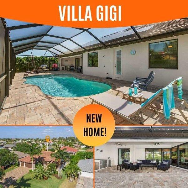 32% OFF! SWFL Rentals - Villa Gigi - Beautiful Pool Home in SW Cape, alquiler vacacional en Cape Coral