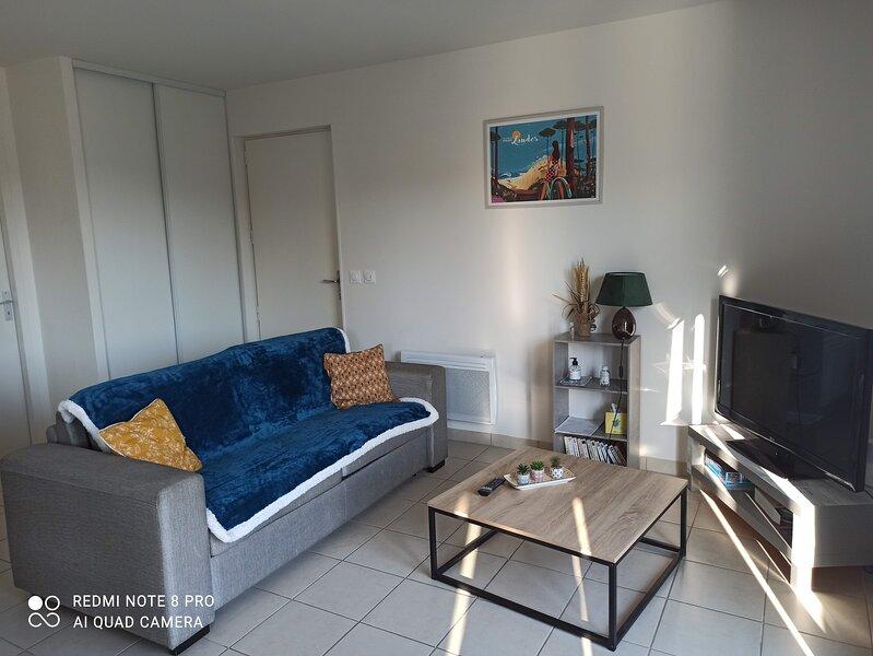 Maison 3 chambres 6/8 personnes, holiday rental in Parentis-en-Born