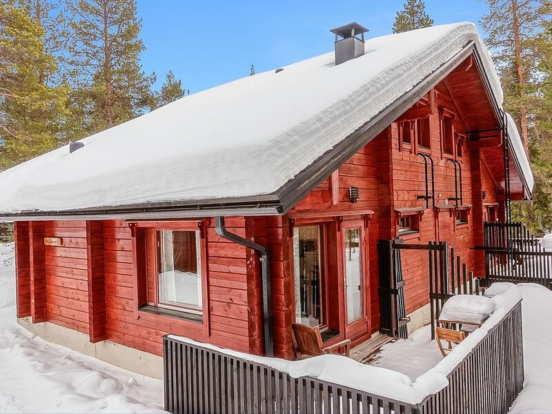 Rovarakka 1 a, holiday rental in Kittilä