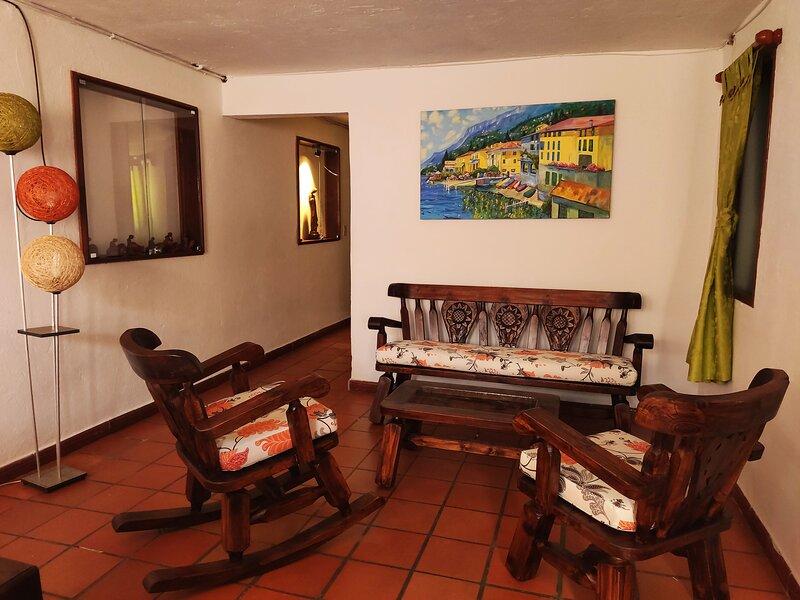 Apartamento Chisakuï en Villa de Leyva, holiday rental in Villa de Leyva