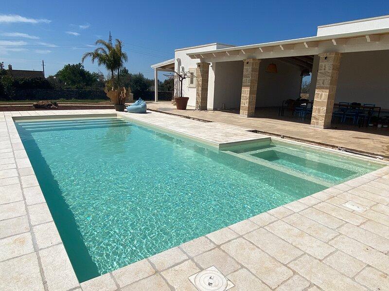 Villa Lucia Salento, vacation rental in Gallipoli