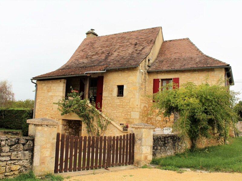 La Traverse, vakantiewoning in Saint-Martial-de-Nabirat