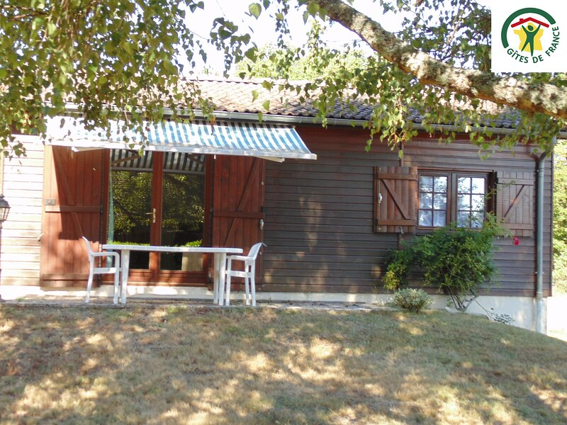 Le Chalet de l'Arroux, holiday rental in Uxeau