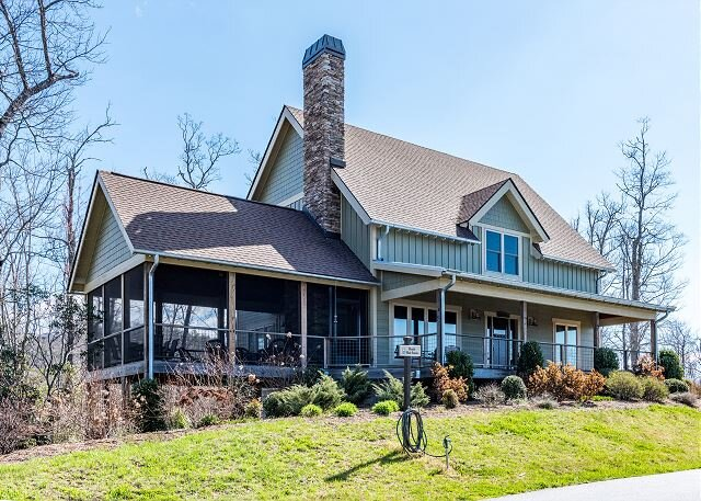 Maple, Oak & Chinquapin Cottages | 3 Sutton Knob Homes | Screened Porches, casa vacanza a Pisgah Forest