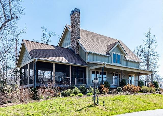 Maple, Oak & Chinquapin Cottages | 3 Sutton Knob Homes | Screened Porches, location de vacances à Pisgah Forest