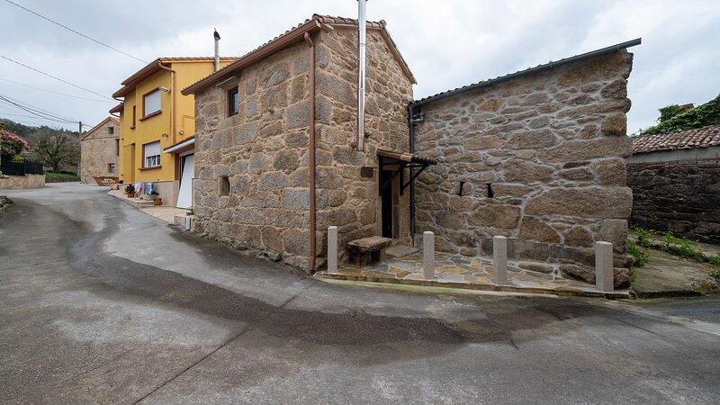 Casa da Palmera, holiday rental in A Virxe Do Camino