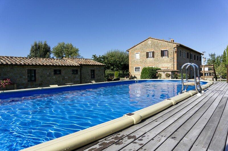 Tenuta Lucciola, holiday rental in La Foce
