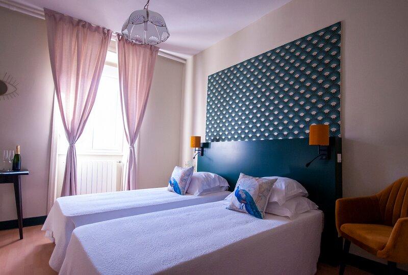 Chambre dans hôtel particulier de 1890, casa vacanza a Vals-les-Bains