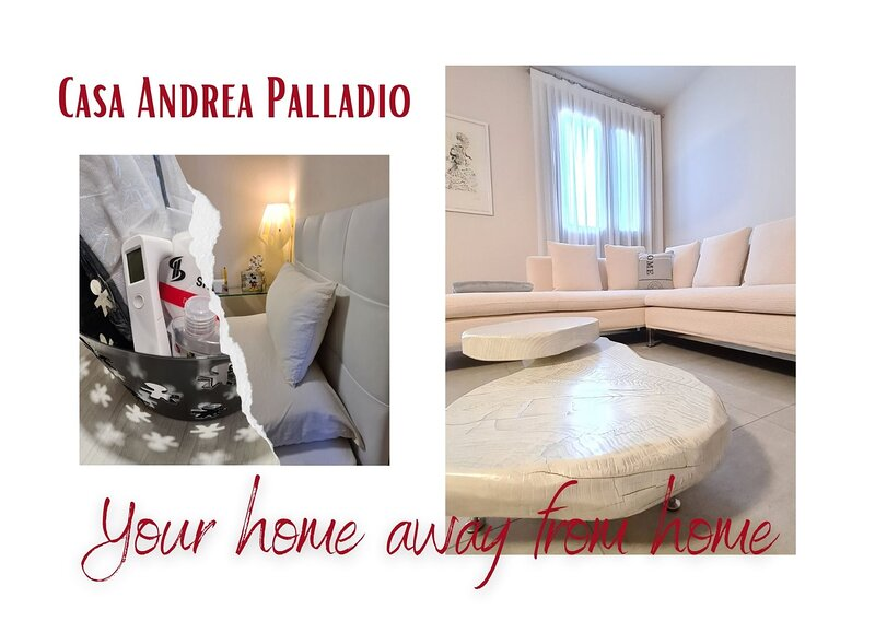 Casa Andrea Palladio, holiday rental in Caldogno