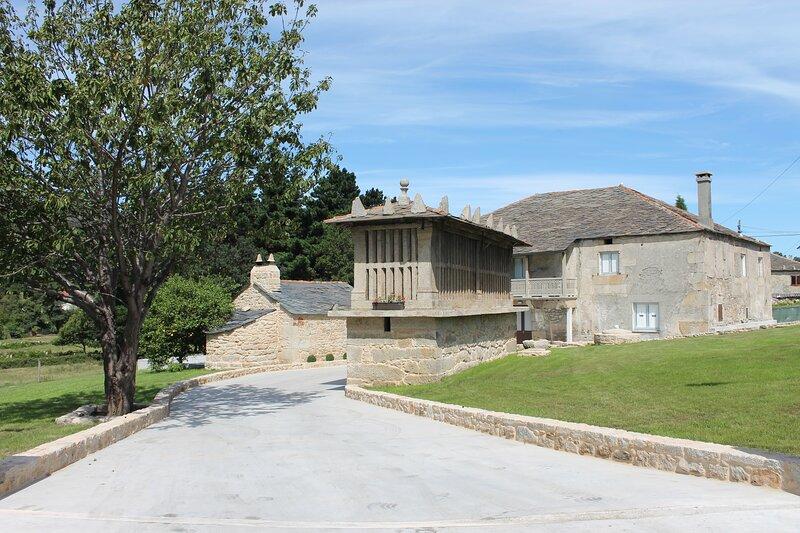 Casa da Aira (Xove), location de vacances à San Cibrao