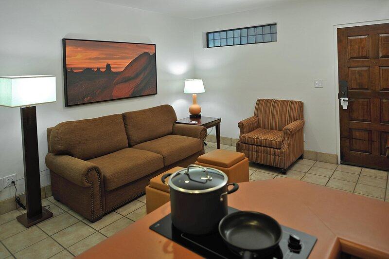Los Abrigados Resort & Spa Living Area