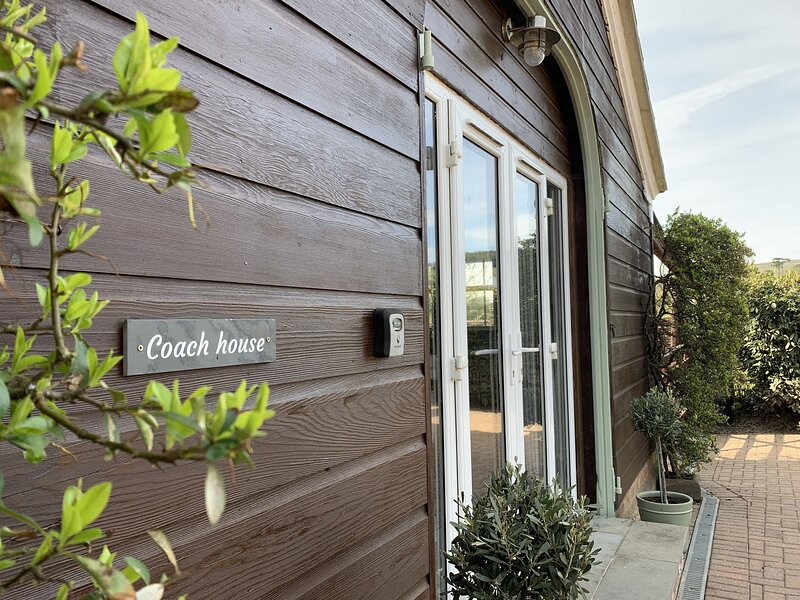 The Coach House, vacation rental in Brighstone