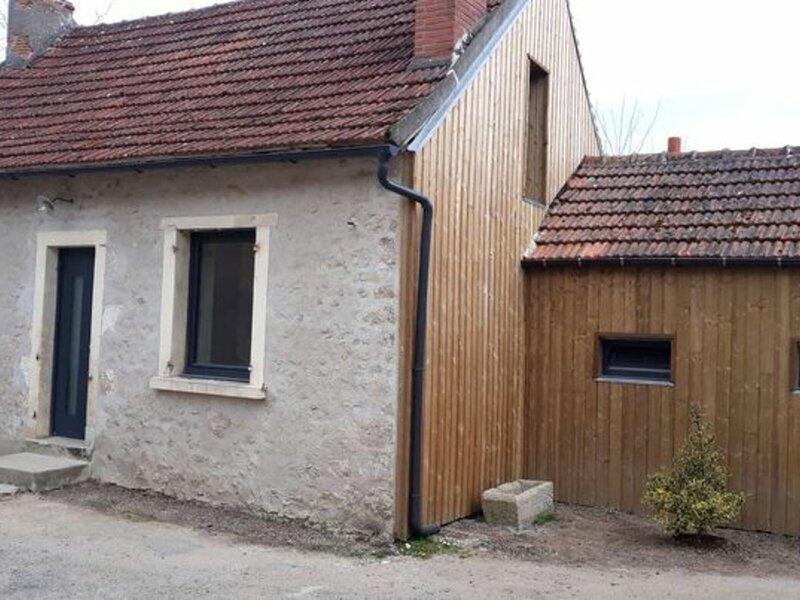 Chez Andrée, aluguéis de temporada em Le Pechereau