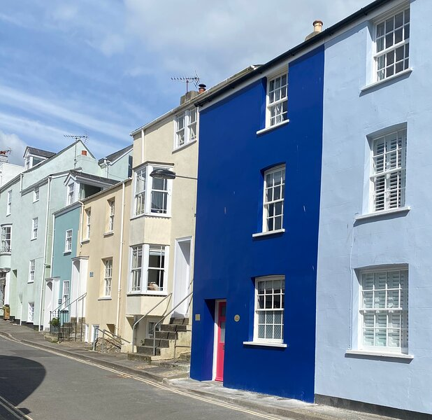 Little Monmouth townhouse, vacation rental in Lyme Regis