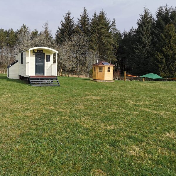 The Kirky Hut, holiday rental in Kirkmichael