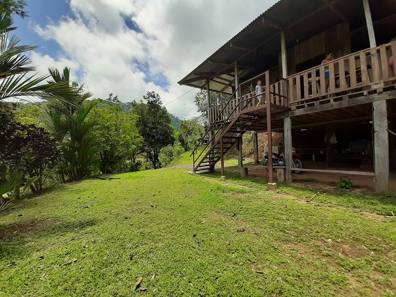 Rustic Cabin vacational, holiday rental in San Carlos
