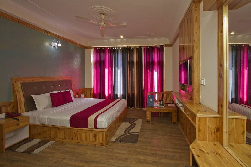 Hotel My Vrindavan Manali, holiday rental in Manali