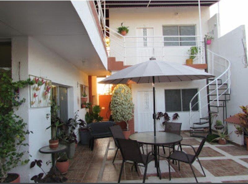 Alojamiento en Sta Marta, Bello Horizonte tranquilo, acogedor a 700 mts la playa, alquiler de vacaciones en Gaira