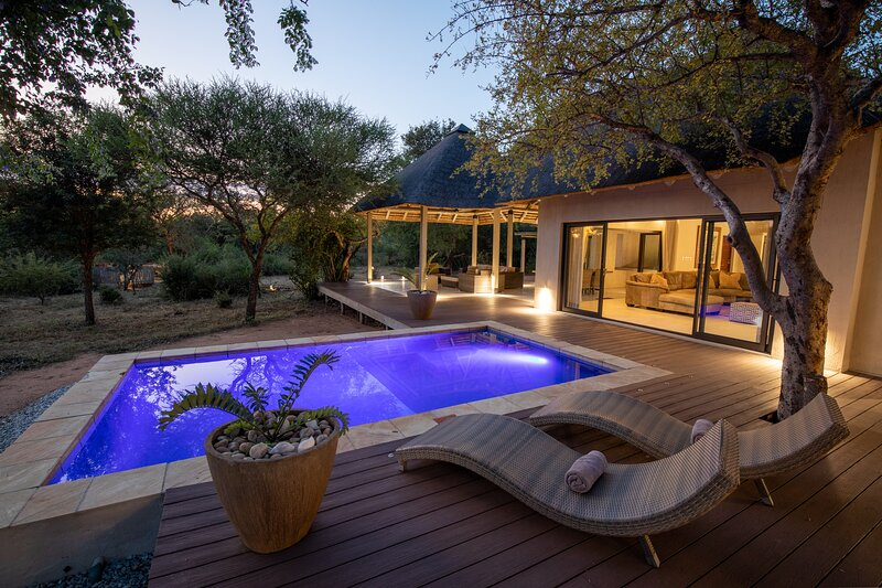 Lowveld Escape - Villa Muningi, aluguéis de temporada em Hoedspruit