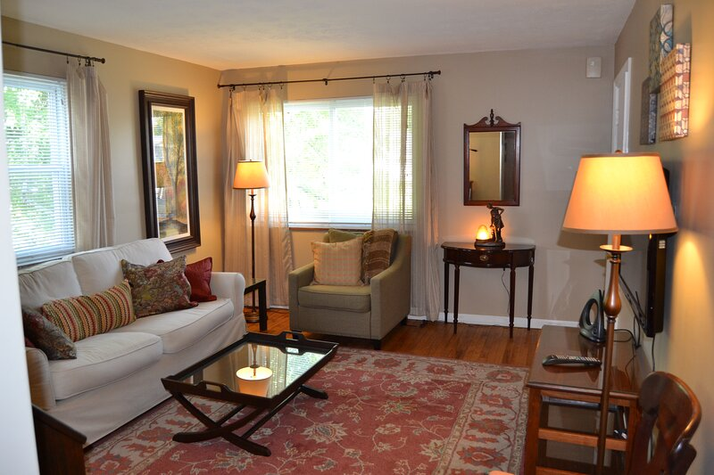 I-3 Clean Attractive Furnished 1 BR, holiday rental in Liberty Township