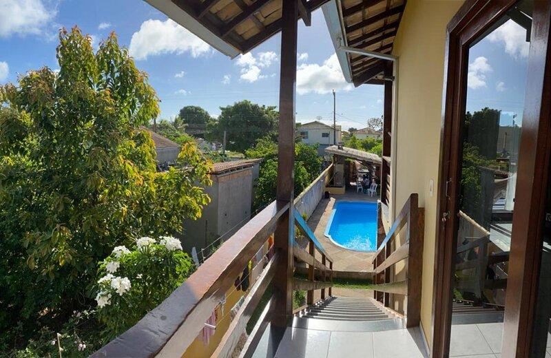 Residencial Porto Seguro Alto Mundaí, vacation rental in Santa Cruz Cabralia