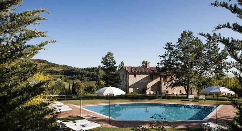 Villa Vignoni, holiday rental in Sant'Albino